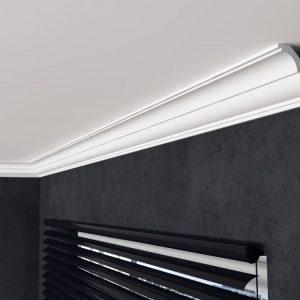 Decken Profilleiste LP1A - 8 cm
