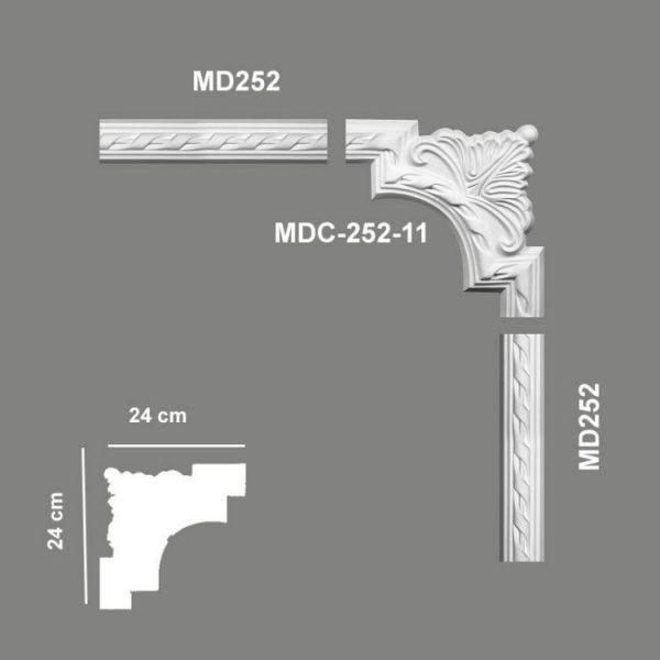 Ecke MDC252-11