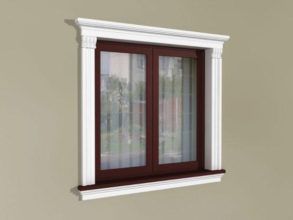 Fensterumrandung Außen - ZO2