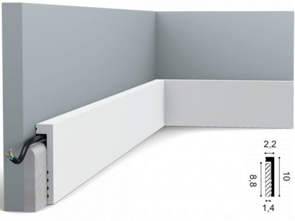 Fliesensockel SX171 Orac Decor