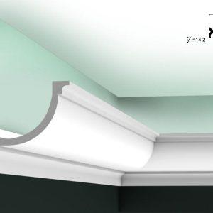 LED Deckenleiste C902 Orac Decor