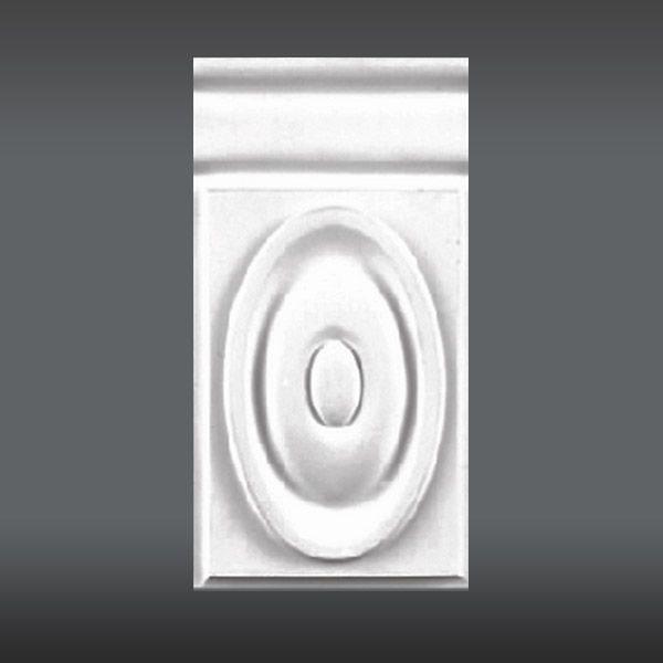Pilaster Basis - D3017
