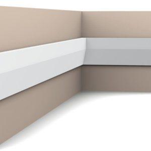 Wandleiste 6 x 1